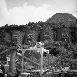 村樫石灰戸叶鉱山