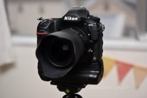 Nikon D850 + MB-D18