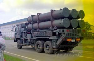 88式地対艦ミサイル