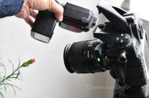 D810 + SB-900ワイヤレスで撮影