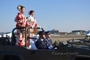 入間基地ミス航空祭