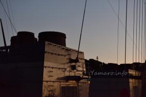 護衛艦むらさめ型の煙突