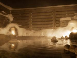 入ってしまえば暖かい