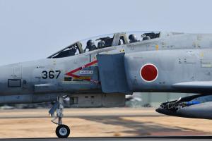 F-4EJ改(57-8367)