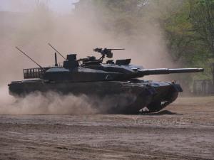 10式戦車の機動