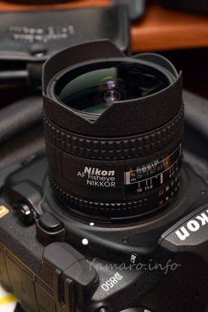 AI AF Fisheye-Nikkor 16mm f/2.8D