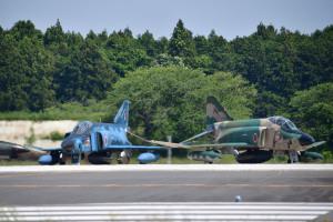 501SQのRF-4E