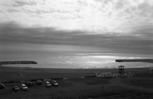 1999年の三石海浜公園