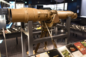 日本光学工業 25センチ双眼望遠鏡