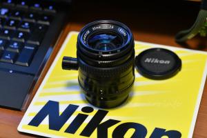 Nikon標準反射板によるホワイトバランスプリセット