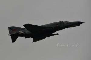 露出失敗 F-4EJ改(37-8315)