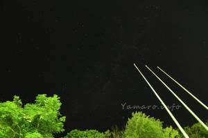 紫波SAの星空2