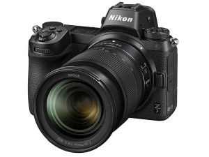 Nikon Z 7もZ 6もボディは共通