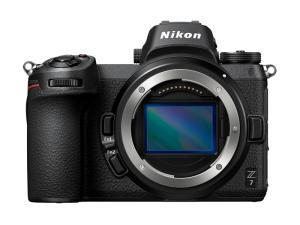 Nikon Z 7の正面
