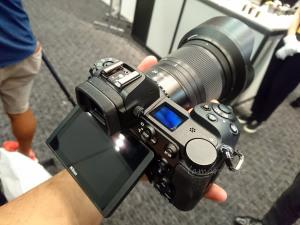 Nikon Z 7を手にした