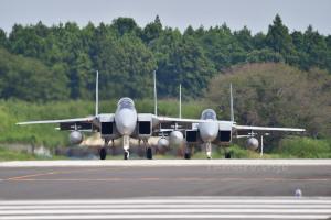 306SQのF-15J