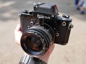Nikon F2 Photomic + PC-Nikkor 35mm f/2.8(New)
