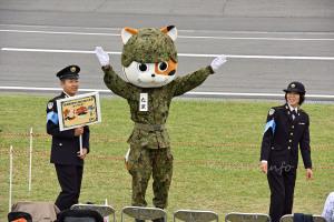 神奈川地本のたまちゃん