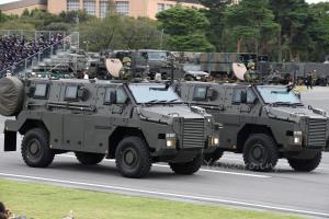 輸送防護車