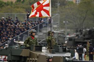 89式装甲戦闘車の隊員