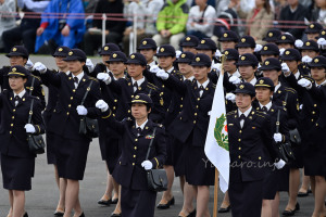 女性自衛官部隊
