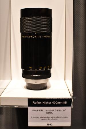 Refre-Nikkor 400mm f/8