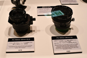 PC-Nikkor 35mm f/2.8  PC Nikkor 28mm f/4