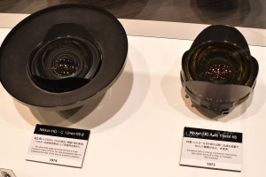 Nikkor-HD・C 13mm f/5.6  Nikkor-HD Auto 13mm f/8