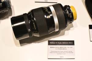 Nikkor-H Auto 300mm f/4.5