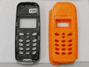 FDM方式で高額機種と低価格機種の比較