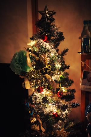クリスマス ツリー いつ 出す
