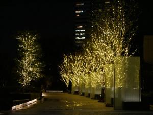 東京ガーデンテラス紀尾井町から