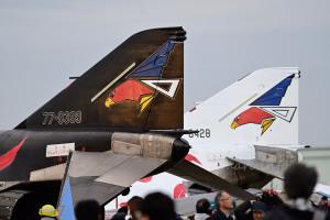 第302飛行隊ファントム最後のスペシャルマーキング
