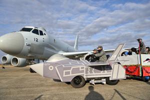 P-1(5512)とF-35A(69-8701)?