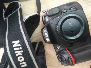 Nikon D300売却