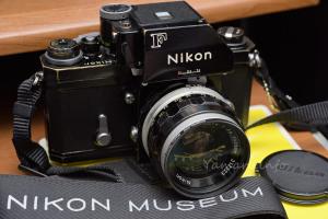 Nikon Photomic FTNメンテナンス完了