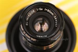 EL-NIKKOR 80mm F5.6