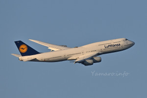 Lufthansa B747-8(D-ABYL)