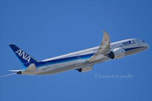 ANA B787-9(JA872A)