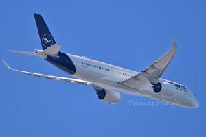 Lufthansa A350-900XWB(D-AIXJ)