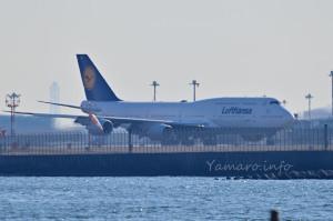 Lufthansa B747-8(D-ABY)