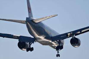 JAL B777-200(JA007D)