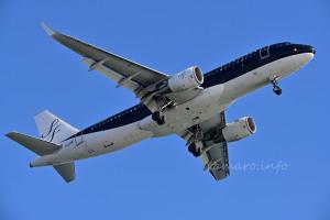 STARFLYER A320-200(JA20MC)