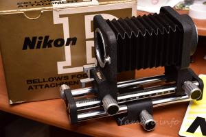 Nikon BELLOWS FOCUSING ATTACHMENT PB-4