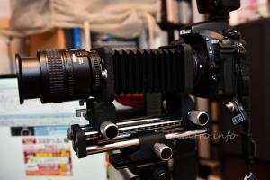 Nikon PB-4 + AIAF Micro 60mm + D810