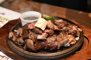 肉ガッツリセット
