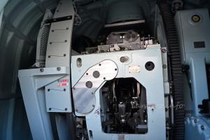 76mm単装速射砲の中