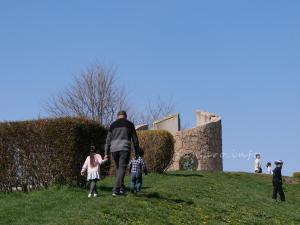 親父と子供と公園へ