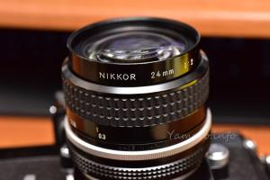 AI Nikkor 24mm f/2