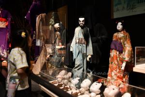 奥多摩の歴史 人形